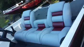 Boat Seat Covers >> Original and Custom Boat Covers - L&S Auto Trim