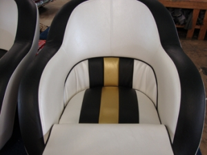 Custom Alpha Z seats