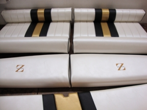Custom Alpha Z interior