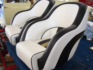 Custom Alpha Z seats