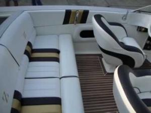 Alpha Z Boat Custom Interior