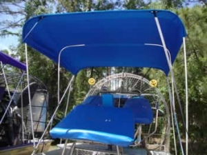 Custom Airboat Sunbrella