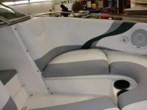 Custom Boat Bow Seats