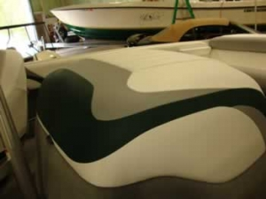 Boat motor covers