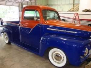 custom truck upholstery