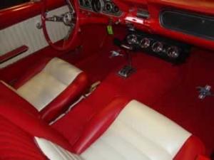 2 tone auto seats upholstery