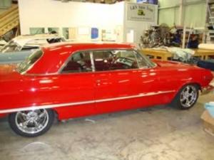'63 Chevy Impalaoriginal upholstery