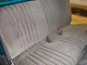 custom pick up truck seat upholstery
