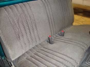 custom pick up truck seat upholstery