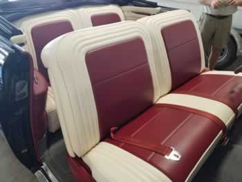 Custom Upholstery For Your Car, Truck or Hot Rod - L&S Auto Trim
